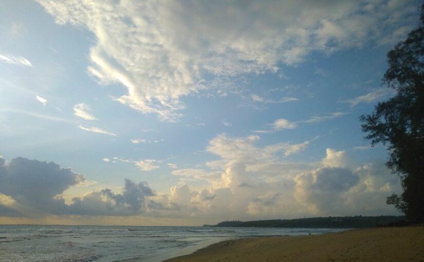 Козел исчез, удачное утро дождливого дня, все возвращается на круги своя